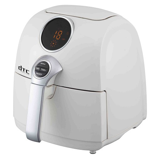 DTC Digital Air Fryer [DAF-88] - White - Fryer